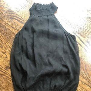 Guess ▪️ black, dressy top